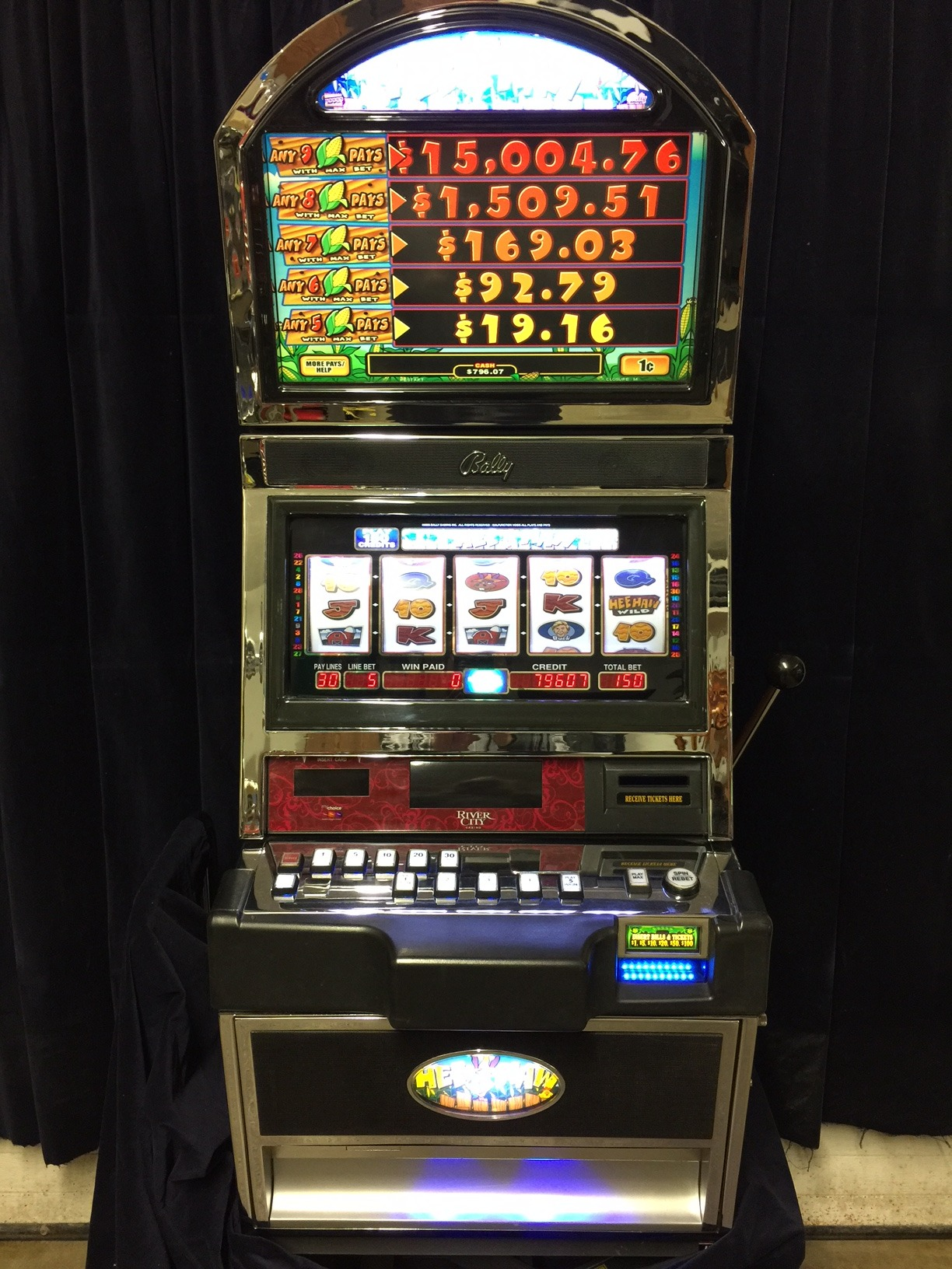 Slot machine fx sound