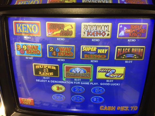 game king poker machine